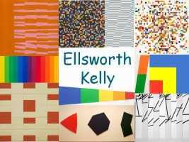 Beeldende vorming - Ellsworth Kelly