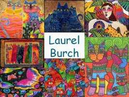 Beeldende vorming - Laurel Burch